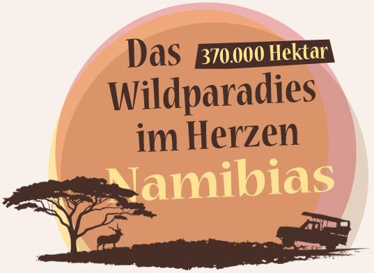 Okosongoro Jagd Safari Namibia