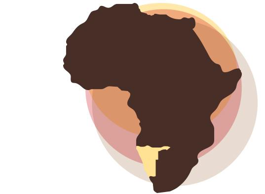 Jagd und Gästefarm Okosongoro Namibia - Afrika
