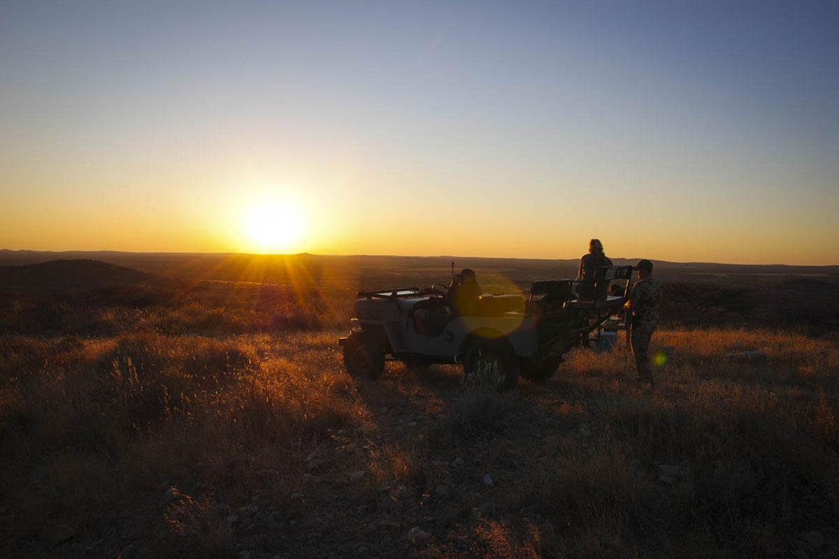 Okosongoro - Jagdfarm und Safari in Namibia