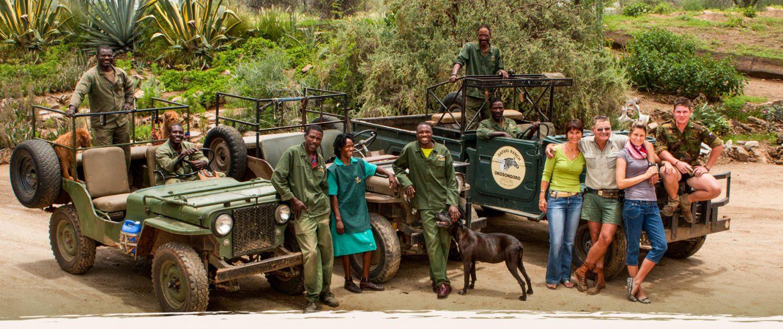 jagen in Namibia auf okosongoro